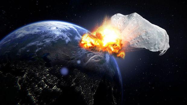 Yer kürəsi asteroidlə toqquşa bilər