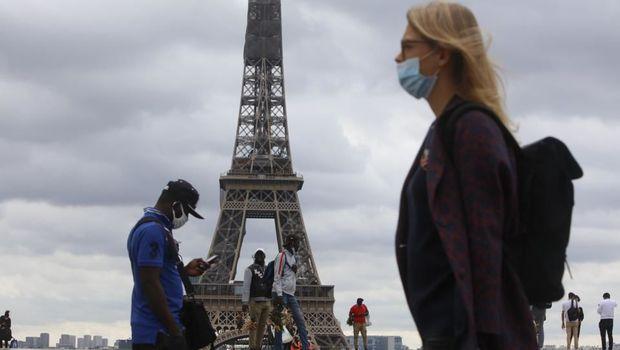 Fransada koronavirusa görə ümummilli karantin elan edildi