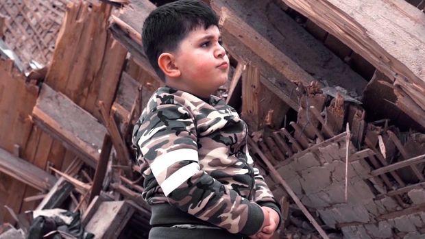Erməni terroru nəticəsində valideynsiz qalan körpələrin səsi -