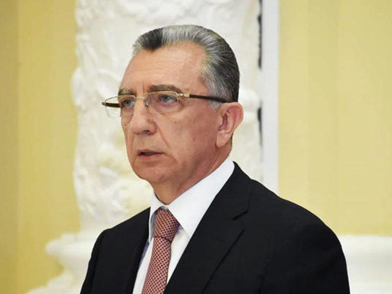 Eldar Əzizov: