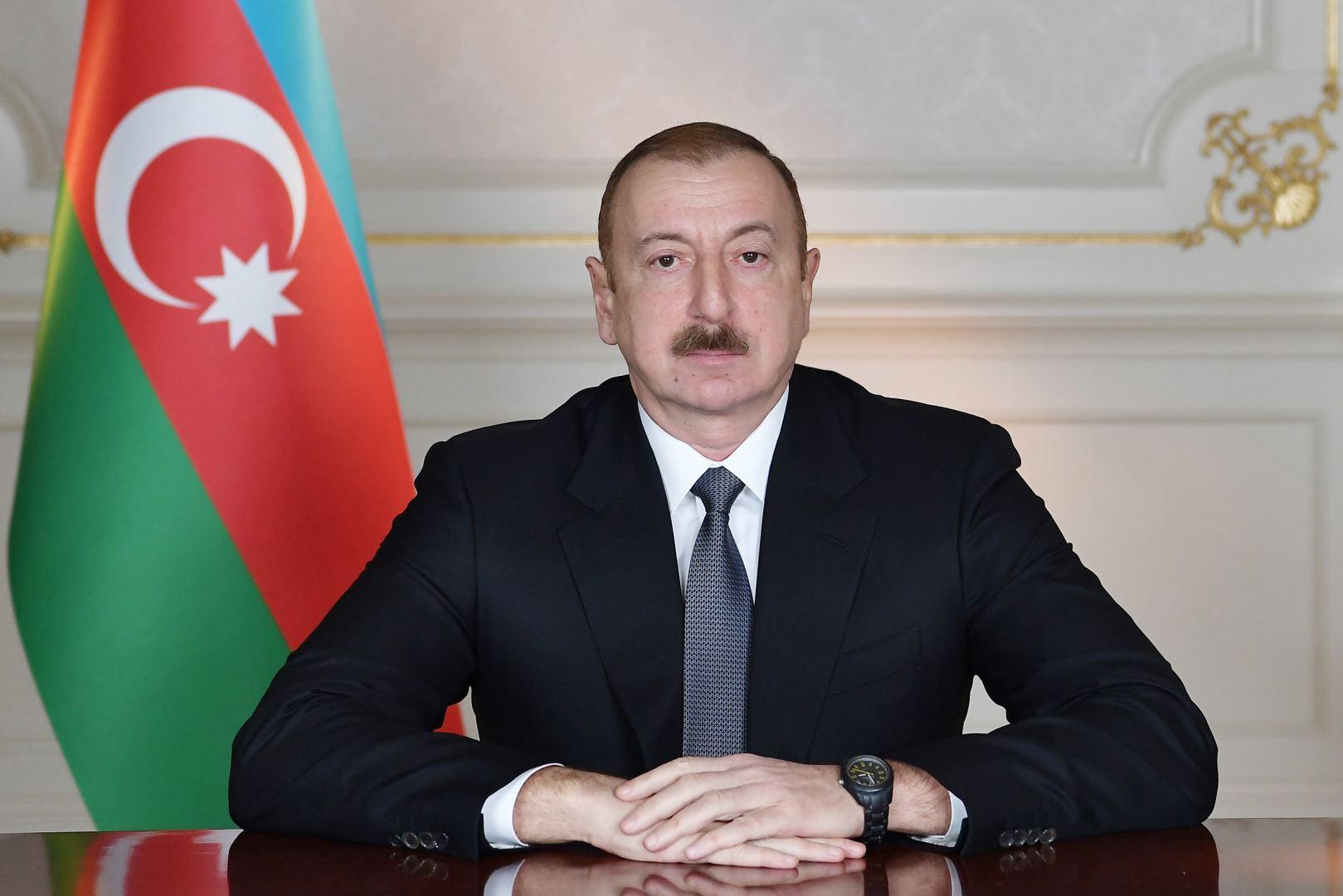 Prezidentdən məişət zorakılığı ilə mübarizəyə dair
