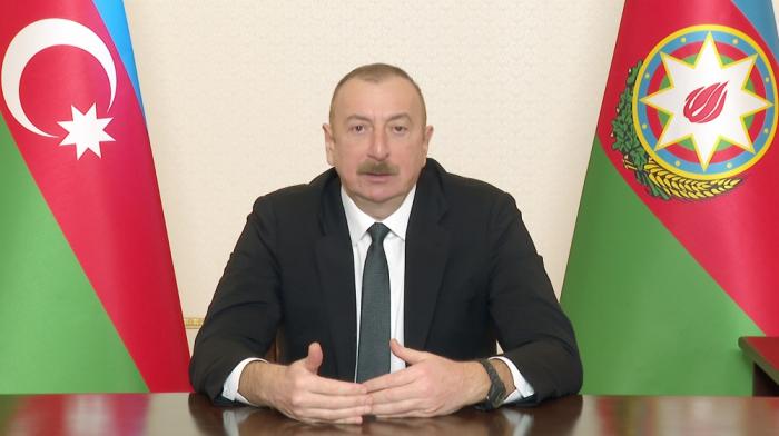 """İlham Əliyev:""""Azərbaycanda internet azaddır, heç bir senzura yoxdur"""""""