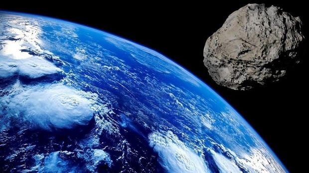 Yerə Xeops piramidasından böyük asteroid yaxınlaşır - FOTO