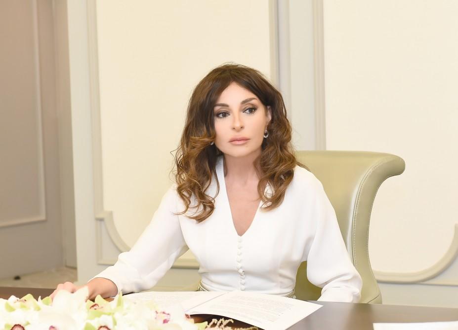 Mehriban Əliyeva Milli Qurtuluş Günü münasibətilə Azərbaycan xalqını təbrik edib