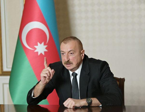 İlham Əliyev həbs olunan icra başçılarından danışdı: