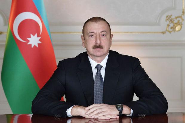 İlham Əliyev xalqa müraciət etdi -