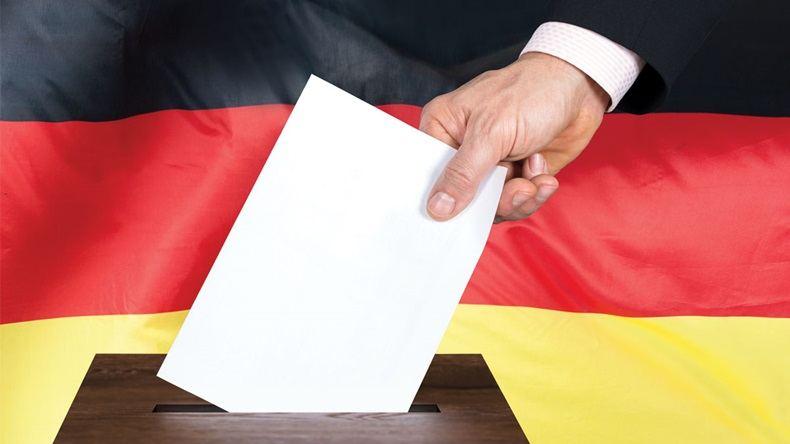 Almaniyada seçkilərin ilkin rəsmi nəticələri açıqlandı