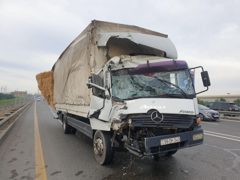 Aeroport yolundakı ağır qəzaya səbəb olan 19 yaşlı sürücü saxlanıldı