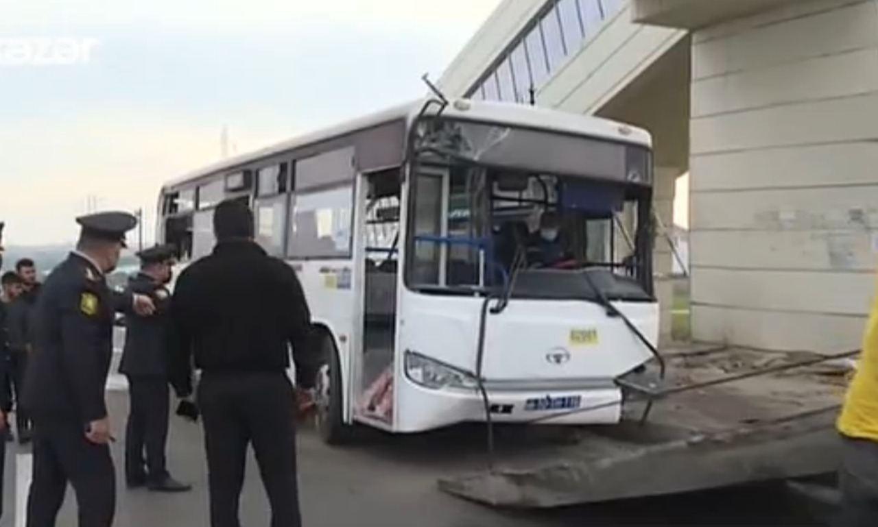 Aeroport yolundakı qəza ilə bağlı cinayət işi başlandı -